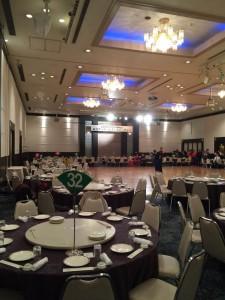 長崎県社交舞踏教師協会66周年パーティー