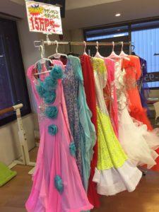 ドレス販売会2